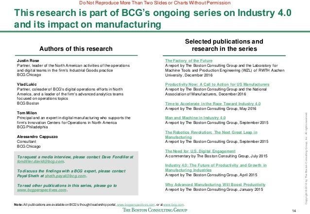 Bcg careers case study