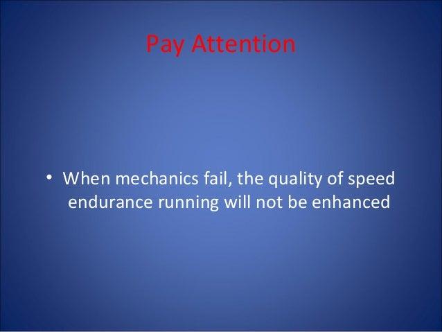 Endurance Training: Speed Endurance Training For 400m