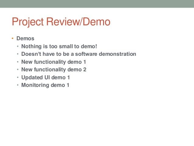 Sprint Review and Planning Template Slide 3