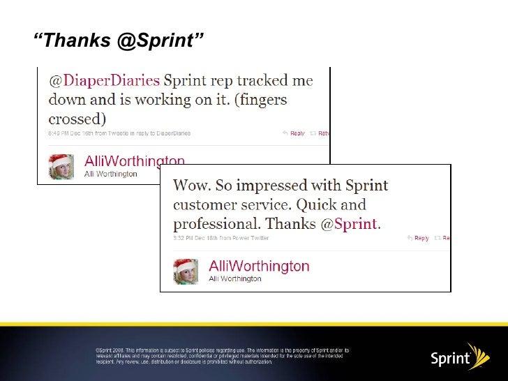 Customer Care Sprint  Sprint Customer Care