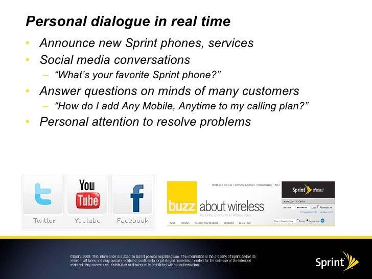 Superb Sprint Social Media Story Customer Care . In Sprint Customer Care