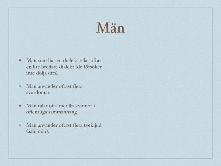 skillnader mellan män och kvinnor i samhället