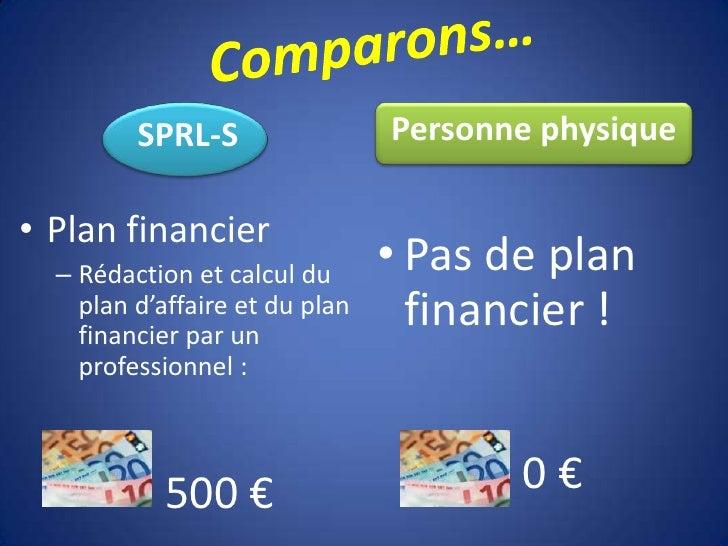 S P R L  S Ou  Personne Physique Slide 2