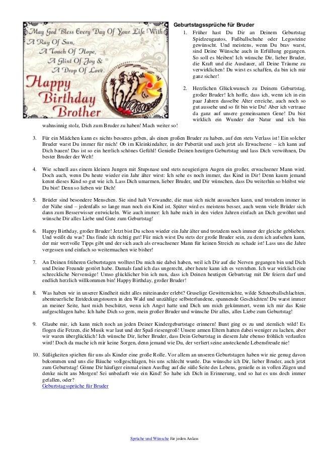 Geburtstagsspruche Und Wunsche Fur Kinder Geburtstag