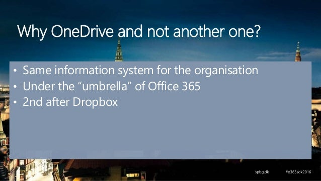 onedrive for business 101