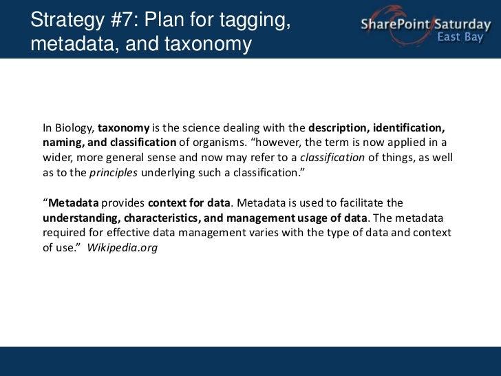 Business continuity</li></li></ul><li>Strategy #2: Conduct proper capacity planning <br />Think about your future needs:<b...