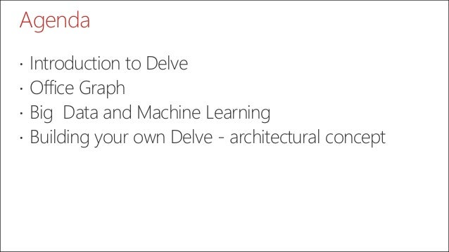 How To Build Your Own Delve Combining Machine Learning