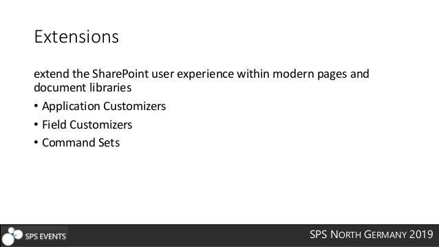 Developing with SharePoint Framework (SPFx) on-premises