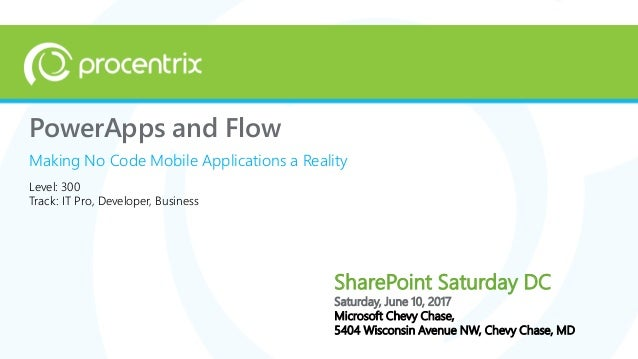 SPSDC PowerApps and Flow by Hemendra Patel