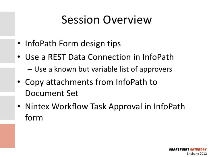 infopath overview
