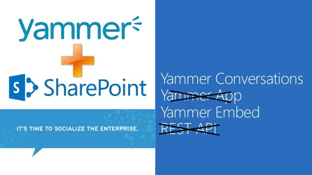 https://www.yammer.com/widget/configure https://developer.yammer.com/v1.0/docs/embed