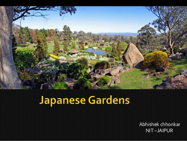 Japanese landscape garden architecture for Japanese garden architecture