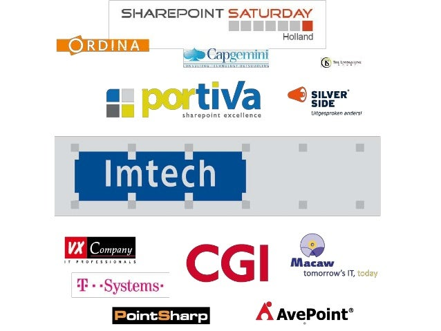 SharePoint Saturday Netherlands 2013 - SharePoint Online 2013 rules Slide 2