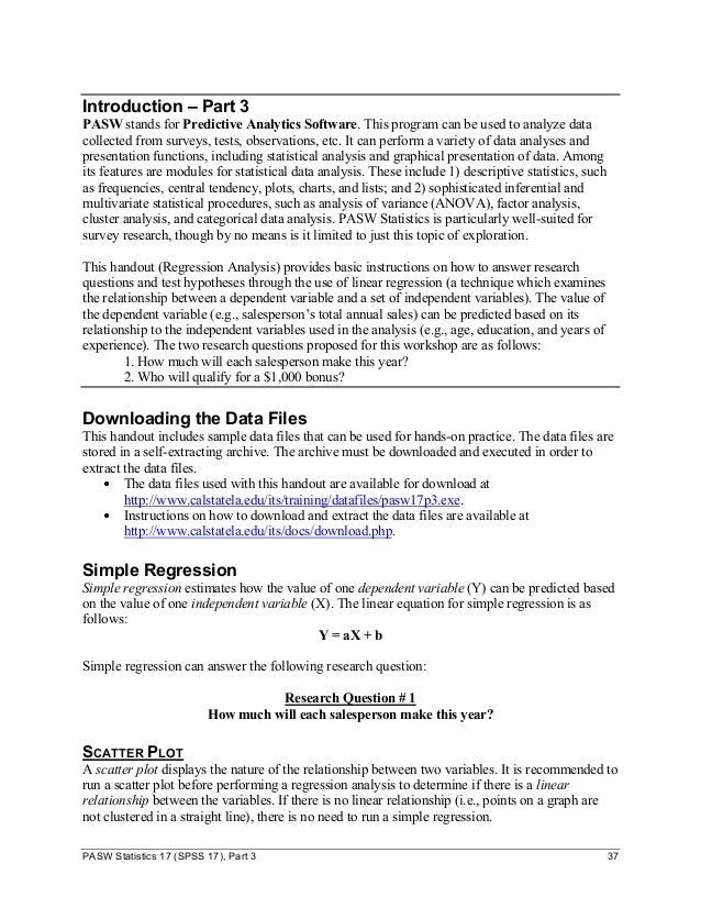 spss handleiding Informatie over eerste hulp bij spss voor studenten van de faculteit sociale  wetenschappen van de universiteit utrecht.