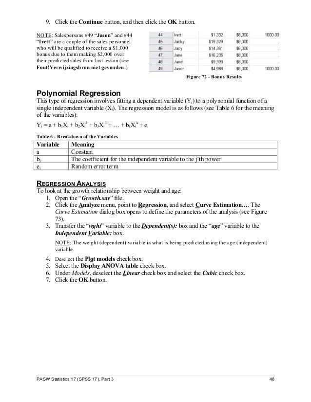 Inhoudsopgave SPSS Handleiding