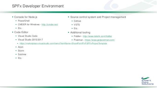 Convert your Full Trust Solutions to the SharePoint Framework (SPFx) …