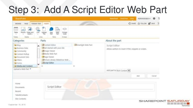 Using Telerik Kendo UI in Office 365