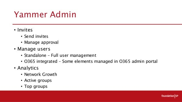 Yammer - What is all the fuss about