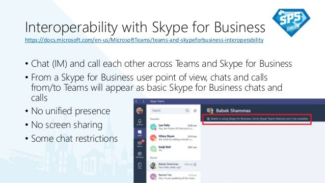 SPSZurich18 - Microsoft Teams Deep Dive
