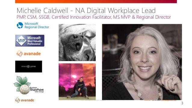 Planning Your Digital Workplace Transformation SharePoint Fest Denver 2017 Slide 3