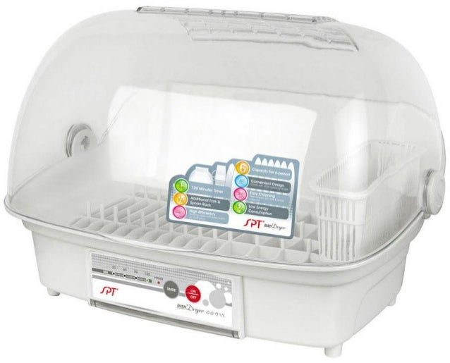 SPT Portable Ice Maker From Vistastores