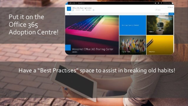 Metrics on Teamwork & Collaboration Microsoft Teams Usage Yammer Group Usage Office 365 Group Usage