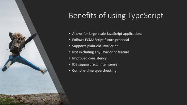 BenefitsofusingTypeScript