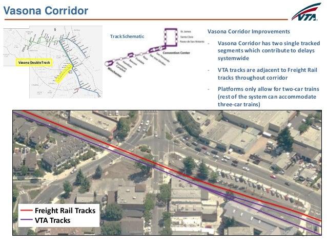 ... Technology; 34. 34 Vasona Corridor Freight Rail Tracks VTA ...