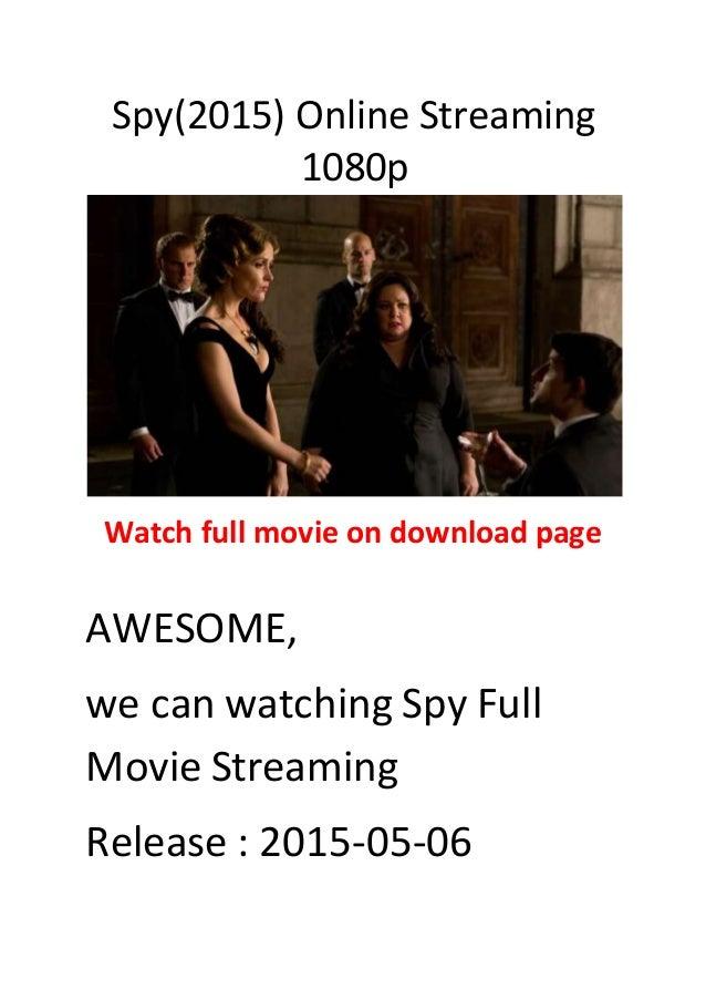 Spy 2015 Comedy Action Movie