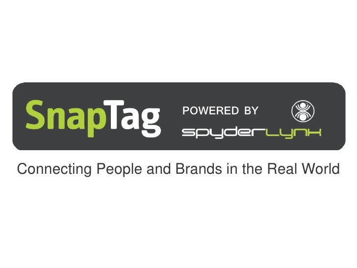 POWERED BYConnecting People and Brands in the Real World
