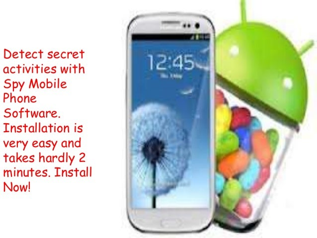 Spy mobile phone