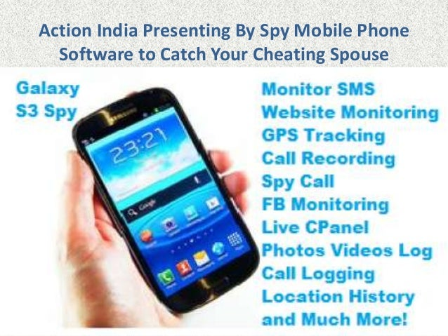 cheating spouse phone software