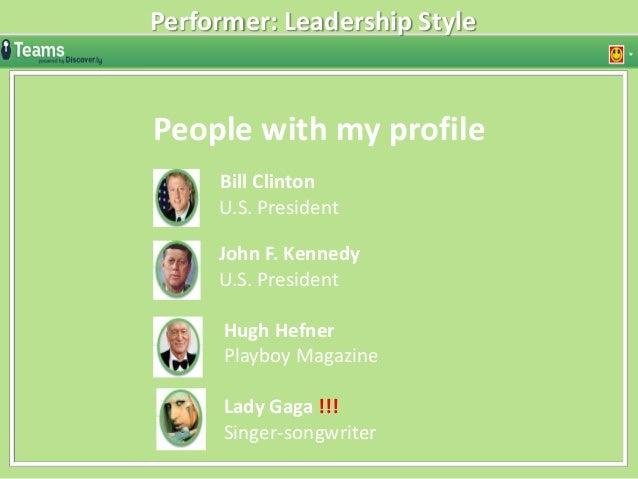 john f kennedy leadership style