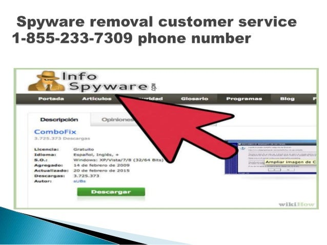 Spyware removal 1 855-233-7309 customer service phone number