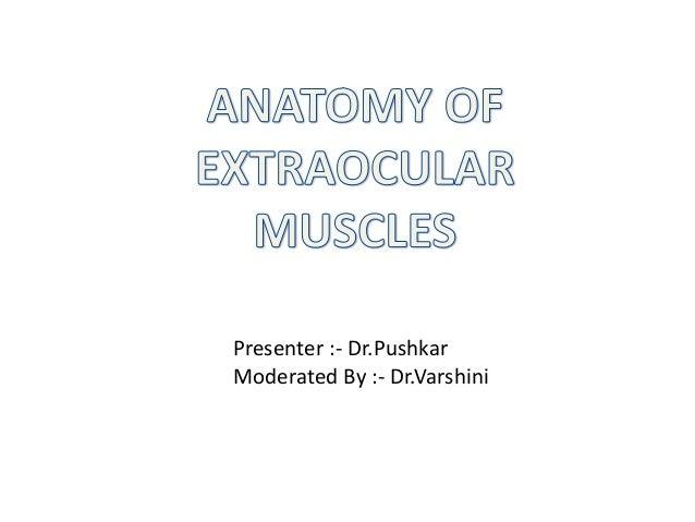 Presenter :- Dr.Pushkar Moderated By :- Dr.Varshini