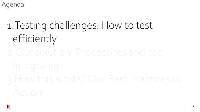 SQA Best Practices: A Practical Example Slide 3