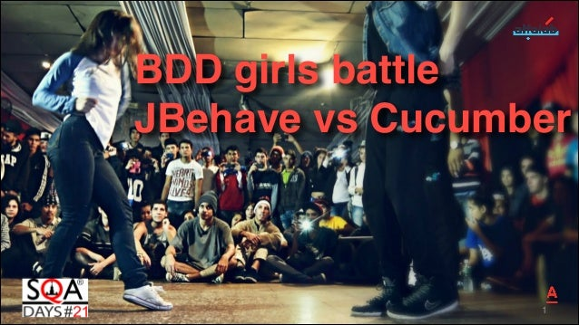 BDD girls battle JBehave vs Cucumber 1