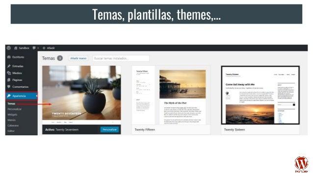 003 - Temas & temas hijos en WordPress