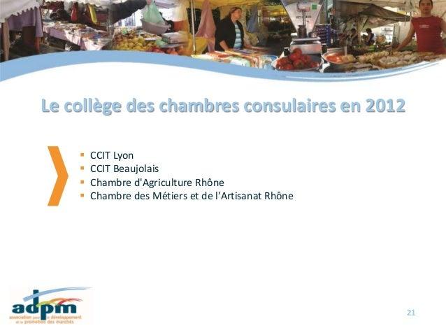 Les actions de l 39 adpm 2012 for Chambre consulaire lyon
