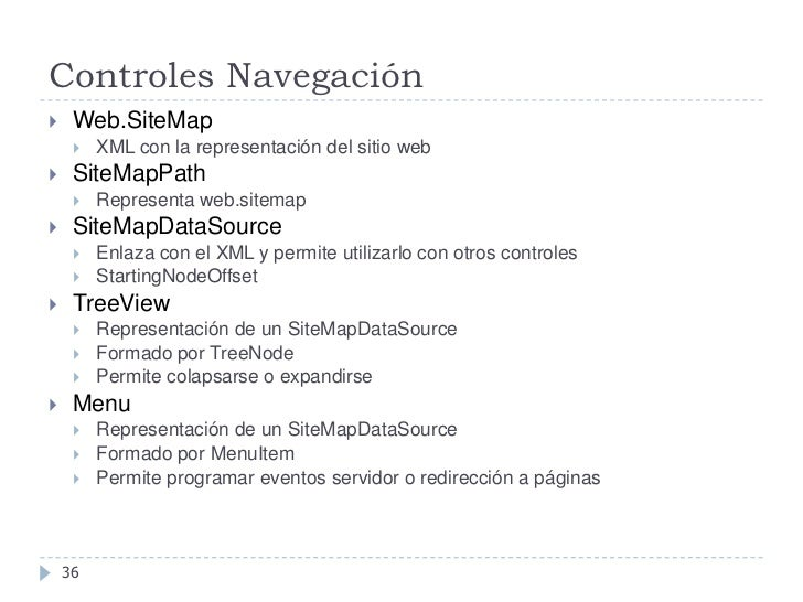 Sitemapdatasource