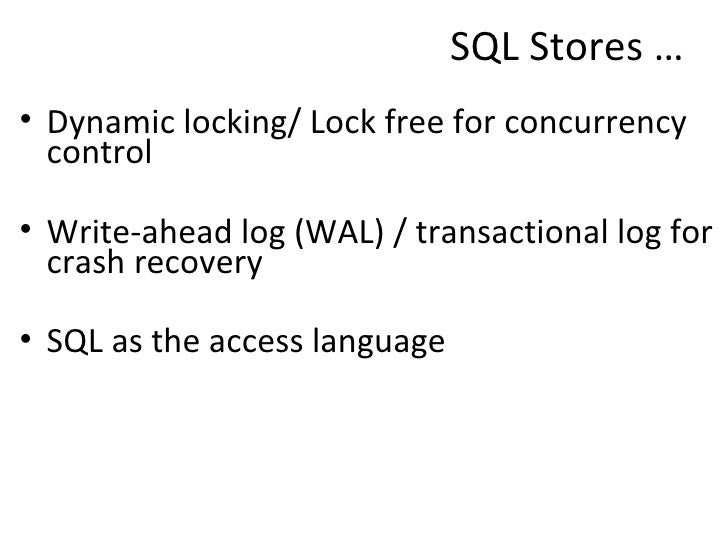 The Transaction Log (SQL Server)