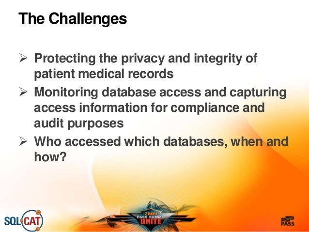 Implications of unrestricted access to patient medical records