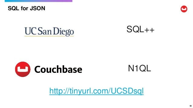 Querying NoSQL with SQL: HAVING Your JSON Cake and SELECTing it too