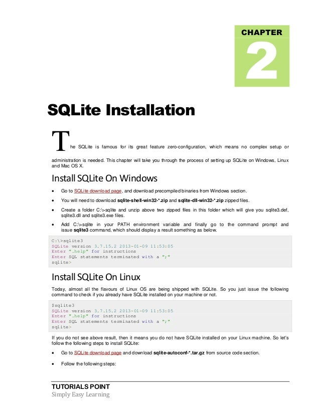 how to create table in sqlite