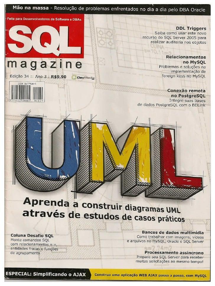 Sql Magazine 34   Uml