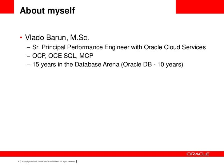 oracle performance tuning case studies Oracle library cache tuning – a real case library cache tuning – a real case study from the names of the oracle dynamic performance views used to.