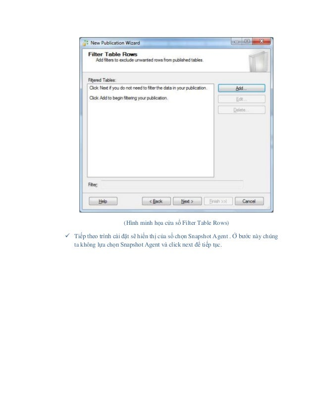 how to create replication in sql server 2008