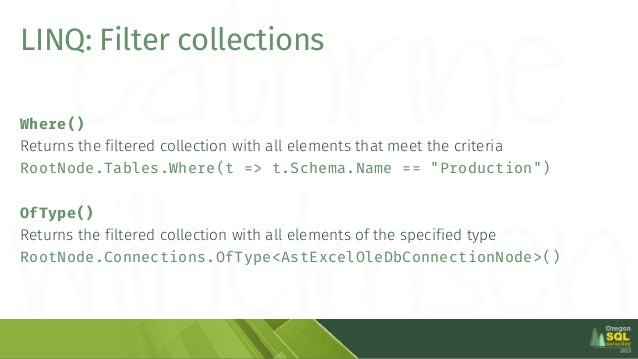 S M A R T  Biml - Standardize, Model, Automate, Reuse and