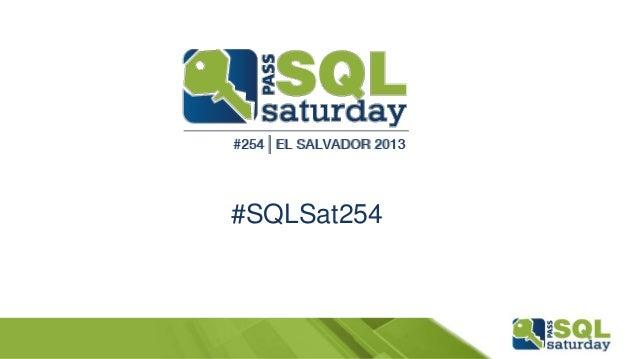 #SQLSat254