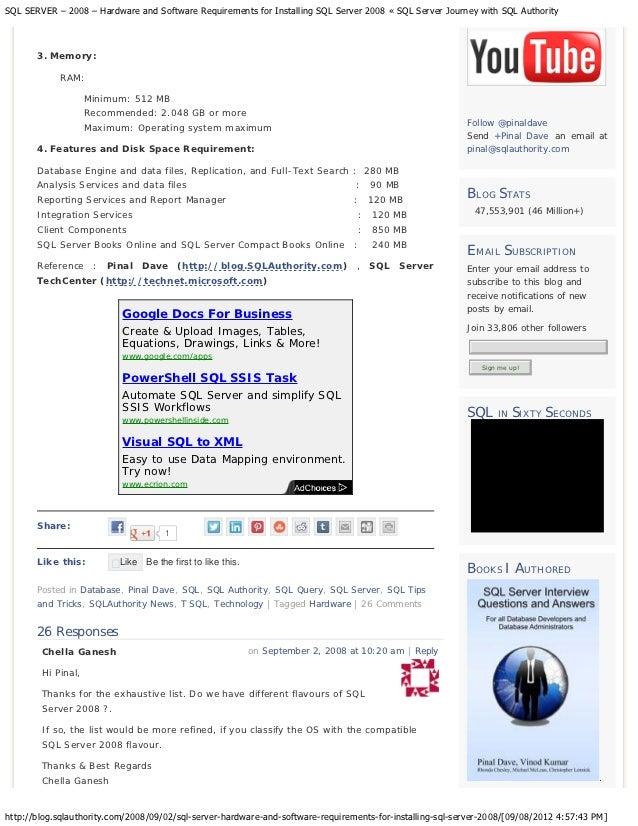 sql book online 2008